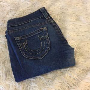 True Religion skinny jeans | size 28